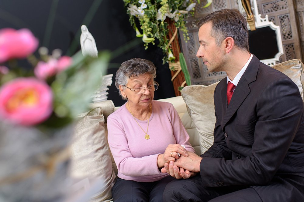 What Can A Funeral Director Assist Me With?
